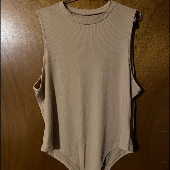 SHEIN curve Bodysuit